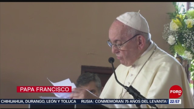 Foto: El papa Francisco concluye su visita a Panamá, 27enero 2019