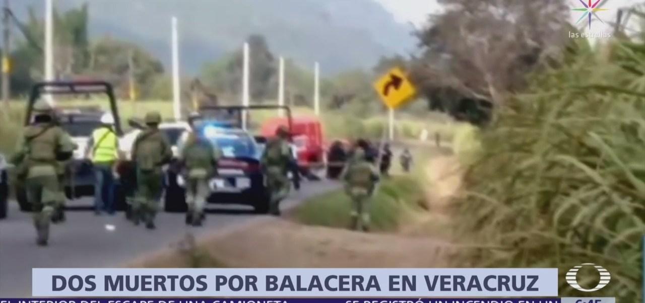 Emboscan a policías en carretera Fortín-Huatusco de Veracruz