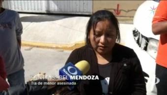 Encuentran A Menor Muerta En Valle De Chalco, Menor Muerta, Valle De Chalco, Estado De México