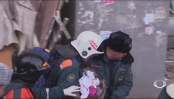 Explosión De Edificio En Rusia Deja Al Menos Nueve Muertos, Edificio, Rusia, Nueve Muertos, 30 Desaparecidos