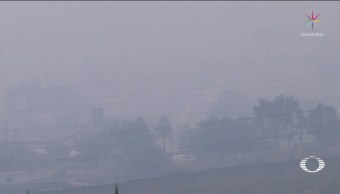 Declaran Contingencia Por Mala Calidad Del Aire En Valle De México, Guadalajara Y Monterrey, Contingencia, Mala Calidad Del Aire, Valle De México, Guadalajara, Monterrey,