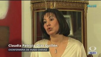 Enfermera de Hugo Chávez es detenida en España