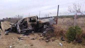 Enfrentamiento en Tamaulipas deja 24 muertos