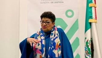 Ernestina Godoy niega despidos injustificados en la PGJCDMX