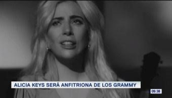 #EspectáculosenExpreso: Alicia Keys será anfitriona de los Grammy