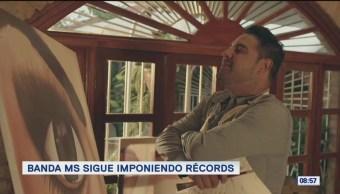 #EspectáculosenExpreso: Banda MS sigue imponiendo récords