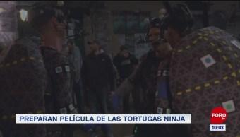 #EspectáculosenExpreso: Preparan película de Las Tortugas Ninja