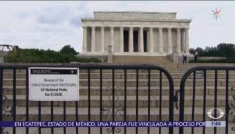 Estados Unidos entra al segundo mes de cierre de Gobierno