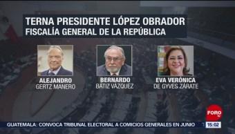Este viernes se define al primer fiscal General de la República