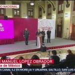 Existen equilibrios macroeconómicos en México, dice AMLO