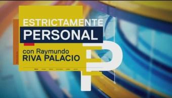 Estrictamente Personal: Programa del 10 de enero del 2019