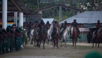 EZLN dice que intentará frenar proyectos de AMLO