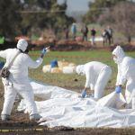 Suman 73 muertos y 74 heridos por explosión de ducto de Pemex en Hidalgo