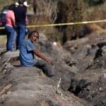 Foto: Familiares de víctimas de Tlahuelilpan, Hidalgo, 23 de enero 2019. Notimex