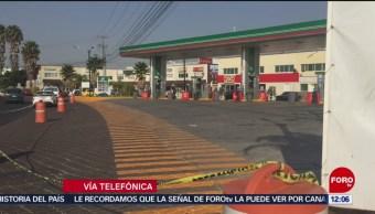 Filas kilométricas se mantienen en gasolineras del país
