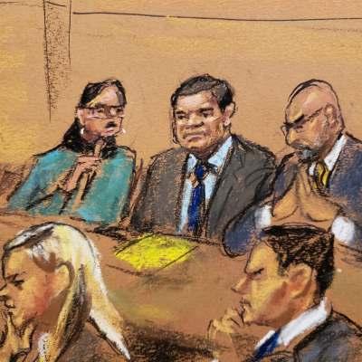 ¿El Chapo paga a sus abogados?, cuestiona jurado a juez