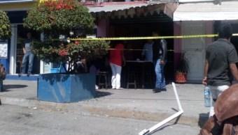 Foto: Explosión en una panadería de Oaxaca del 29 de enero del 2019