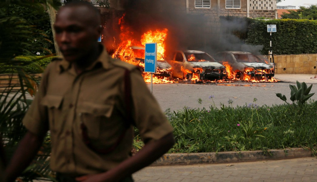 Estadounidense muere en ataque terrorista en Kenia
