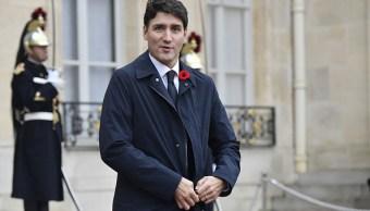 'Chalecos amarillos' amenazan de muerte a Justin Trudeau