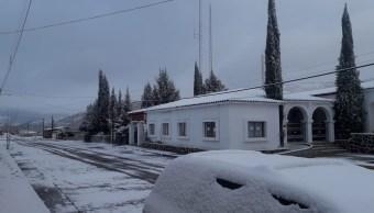 Sonora: Continuarán bajas temperaturas por tormenta invernal