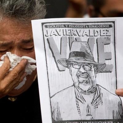 Hijos de 'El Chapo' mataron al periodista Javier Valdez: Dámaso López