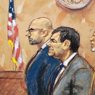 Defensa de 'El Chapo' pide visa humanitaria para su madre y hermanas