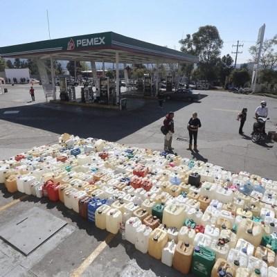 Titulares de Energía, Hacienda y Pemex comparecerán por desabasto de combustible