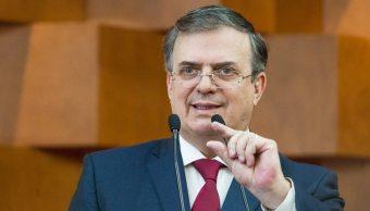 México será respetuoso de autonomía de otros países: Ebrard