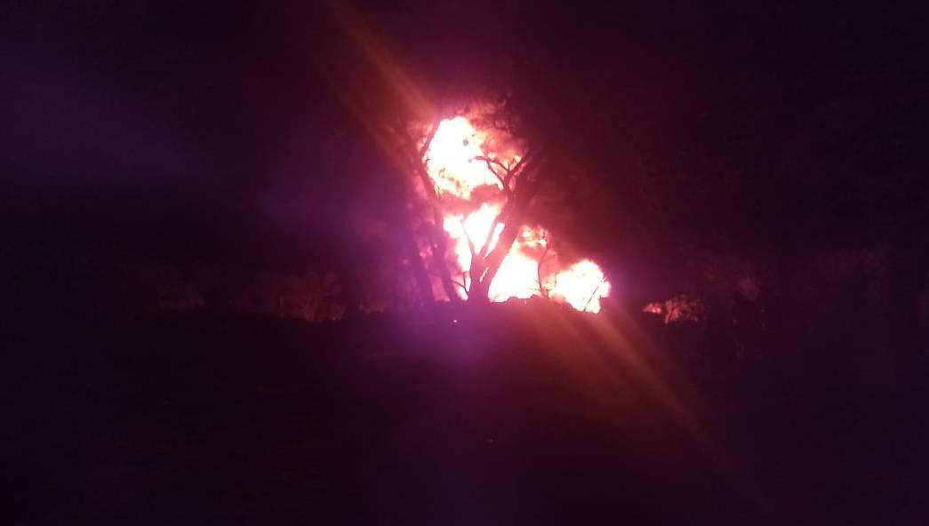 Pemex atiende explosión en gasoducto de Querétaro