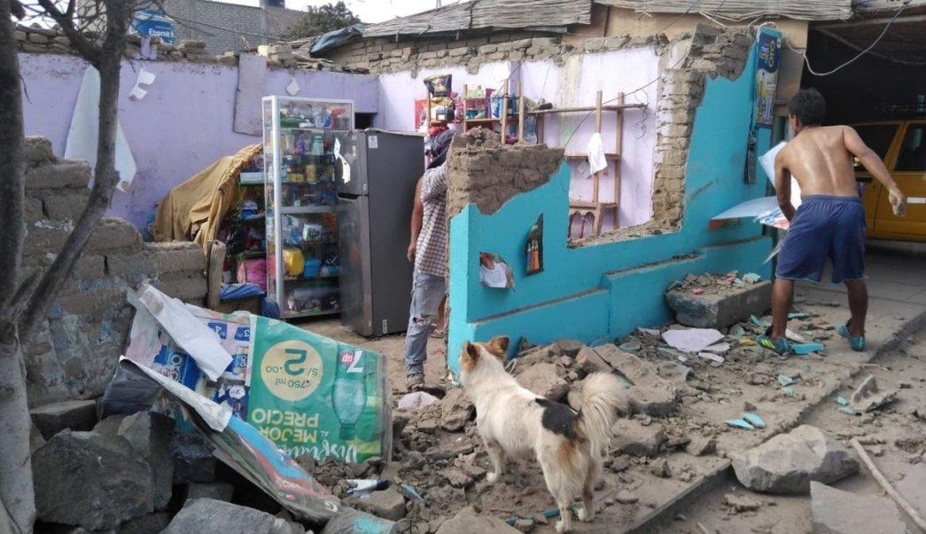 Fuerte sismo sacude hoy 15 de enero el norte de Perú