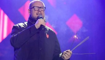 Muere alcalde polaco apuñalado en evento de caridad