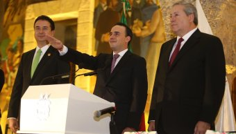 Toman posesión 38 alcaldes en Coahuila