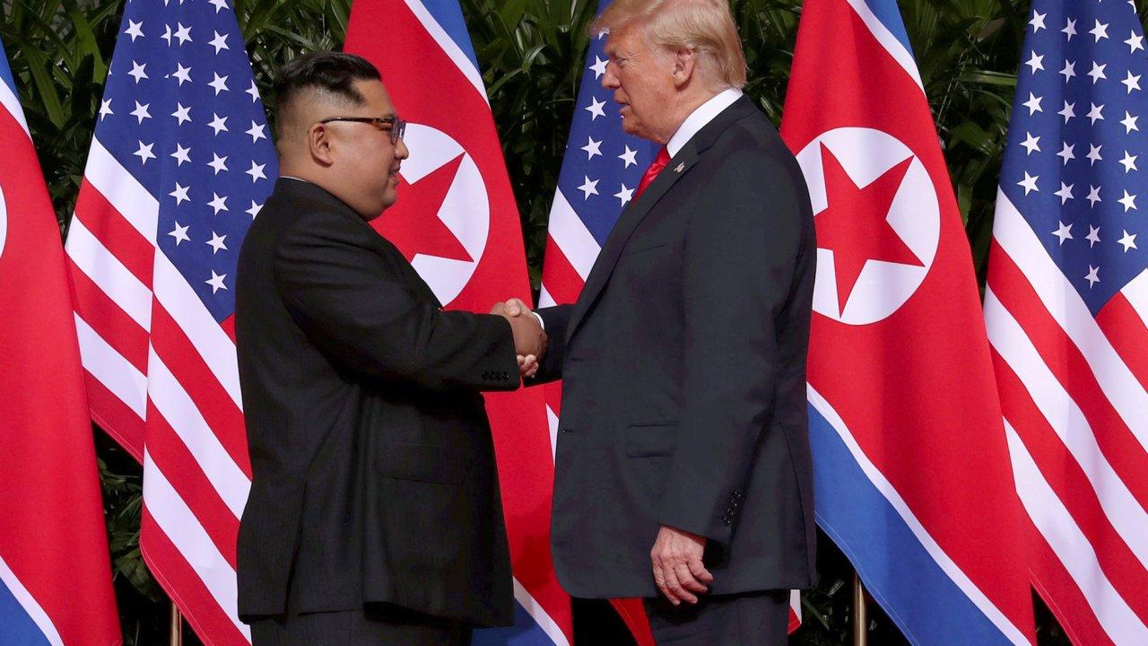 Trump y Kim se reunirán en cumbre a finales de febrero