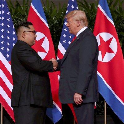 Trump y Kim se reunirán en nueva cumbre a finales de febrero