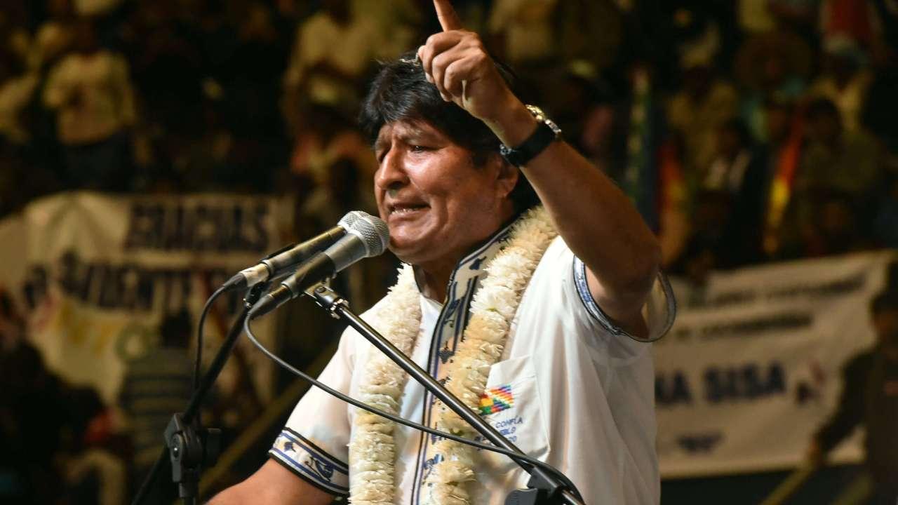 Evo Morales asistirá a investidura de Nicolás Maduro