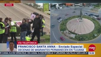 Fracasa Convocatoria Para Protestar Contra Migrantes En Tijuana, Fracasa Convocatoria, Protestar Contra Migrantes, Tijuana,