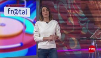 Fractal: Programa del sábado 13 de enero del 2019
