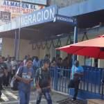 INM admite errores en la recepción de caravanas de migrantes