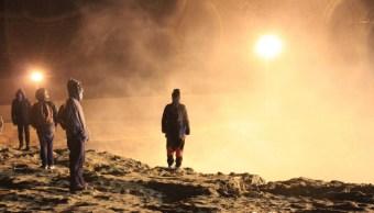 México pide investigar incidente en frontera de Tijuana