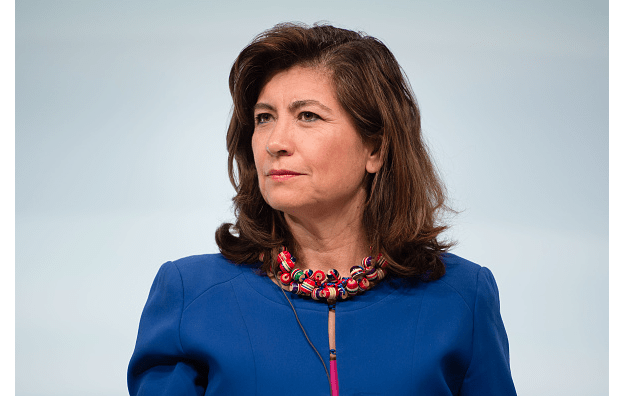 Gabriela Ramos, directora de la OCDE. (Getty Images, archivo)