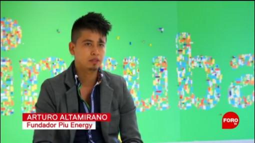 Generador De Electricidad Para Vehículos, Generador De Electricidad, Emprendedores Mexicanos, Energía Eléctrica Limpia, Bicicletas Eléctricas