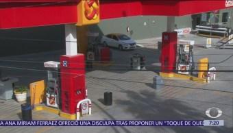 Gobierno de Nuevo León niega desabasto de gasolina