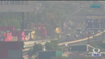 Gobierno del Edomex toma medidas contra contaminación del aire