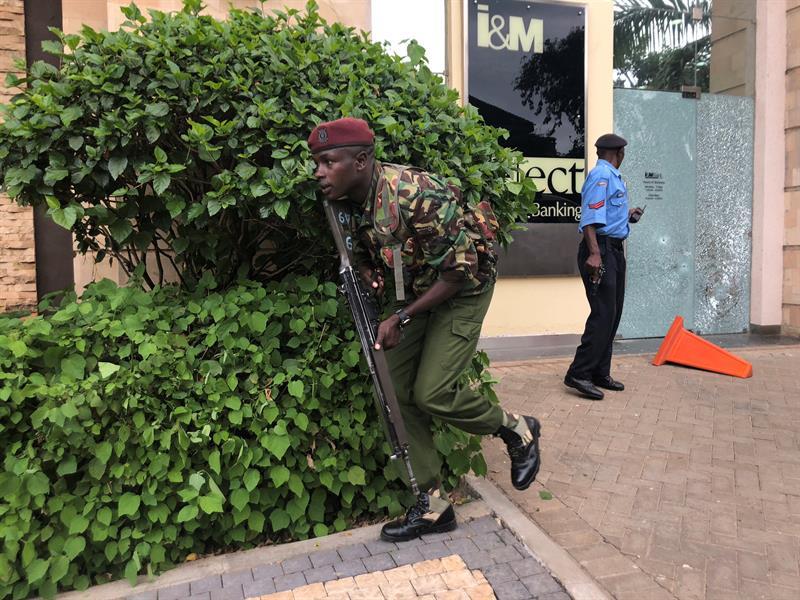 Grupo yihadista Al Shabab ataca complejo hotelero