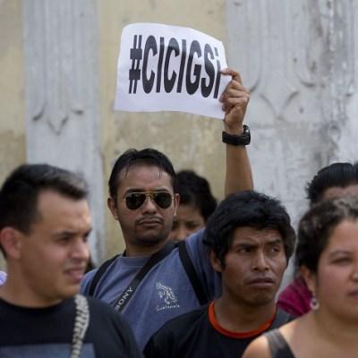 Guatemala anuncia fin de misión anticorrupción de la ONU