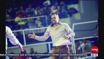 Foto: Hallan Muerto Hugo Figueroa Sobrino Joan Sebastian 31 de Enero 2019