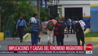 Hay aproximadamente 300 millones de migrantes en el mundo