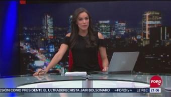 Hora 21, con Danielle Dithurbide: Programa 1 de enero de 2018