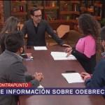 Foto: INAI pide resultados en el caso Odebrecht
