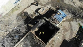 muere mujer con sus tres hijos en incendio en cd juarez chihuahua
